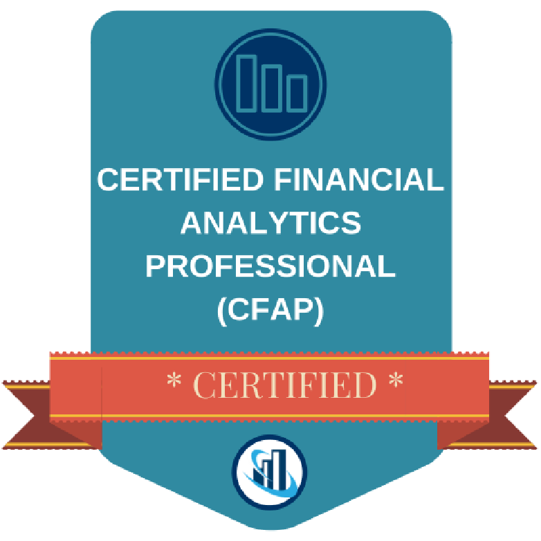 Certified R-Specialist in Investment Analytics (CRSIA)™
