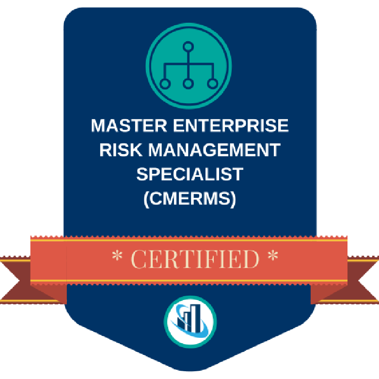 Certified Master Enterprise Risk Mgt Specialist (CMERMS) badge