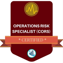 Certified Operations Risk Specialist (CORS)™