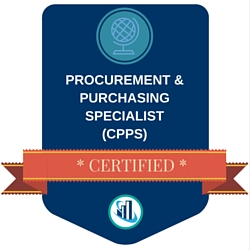 Certified Procurement & Purchasing Specialist (CPPS)