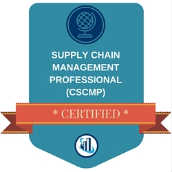 Certified Supply Chain Management Professional (CSCMP