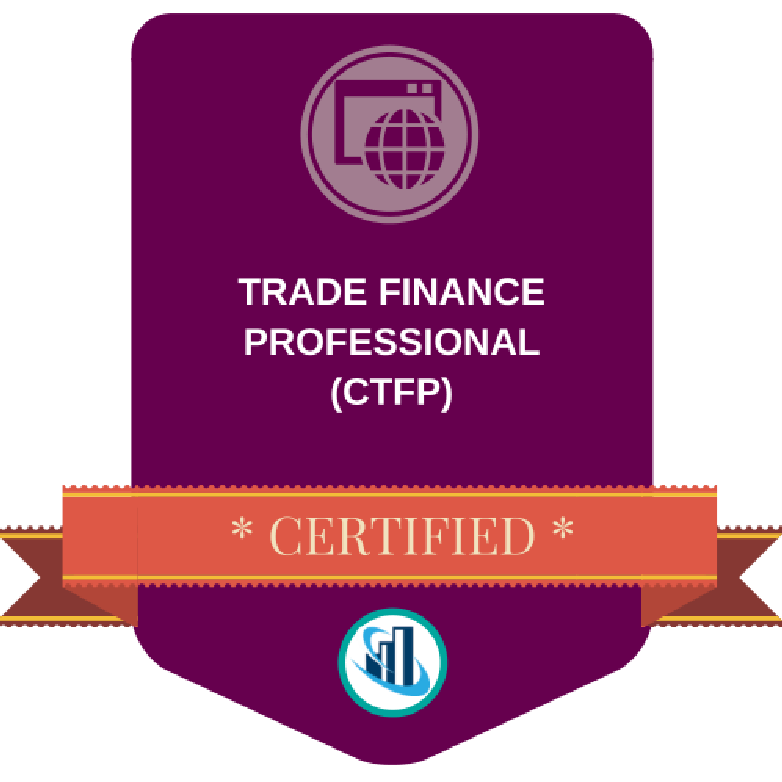 Certified Trade Finance Professional (CTFP) Badge