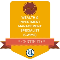 Certified Wealth & Investment Management Specialist (CWIMS) digital badge