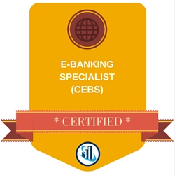 Certified e-Banking Specialist (CEBS)™ Digital Badge