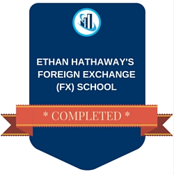 Ethan Hathaway FX School Digital Badge of Completion