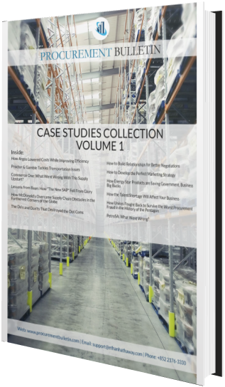 Procurement Case Study Collection Volume 1